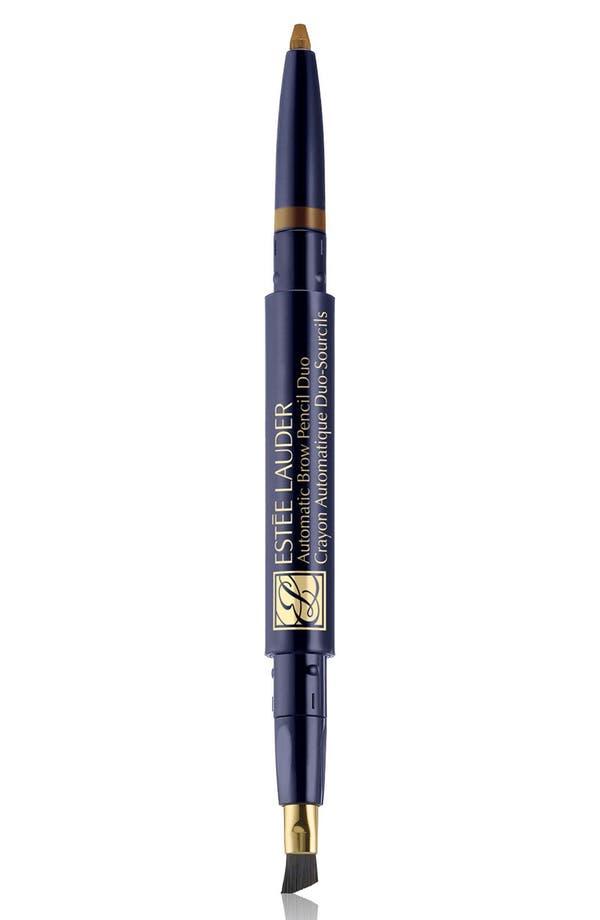 Alternate Image 1 Selected - Estée Lauder Automatic Brow Pencil Duo