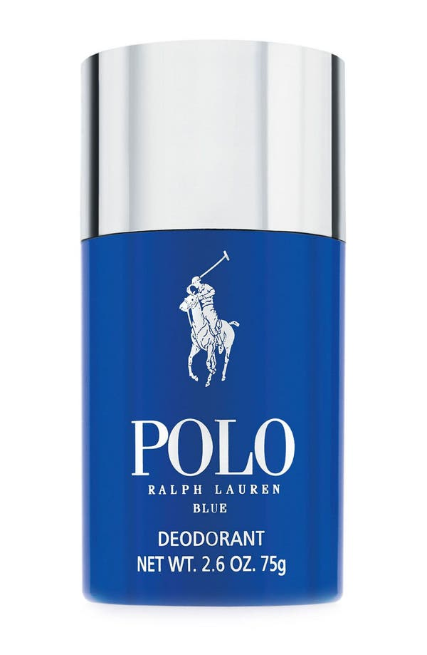 Alternate Image 1 Selected - Ralph Lauren 'Polo Blue' Deodorant Stick