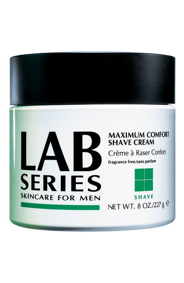 Alternate Image 1 Selected - Lab Series Skincare for Men Maximum Comfort Shave Cream