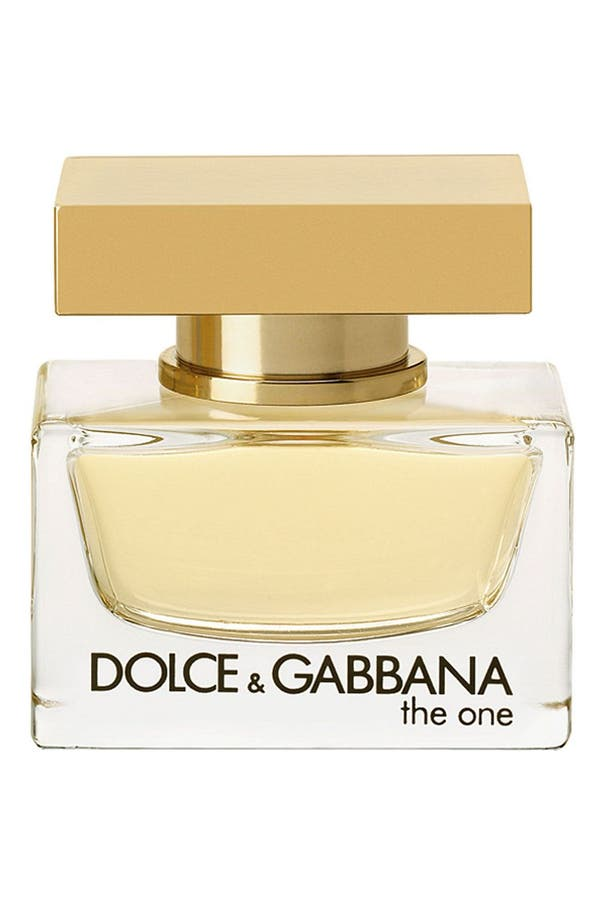 Alternate Image 1 Selected - Dolce&Gabbana Beauty 'The One' Eau de Parfum