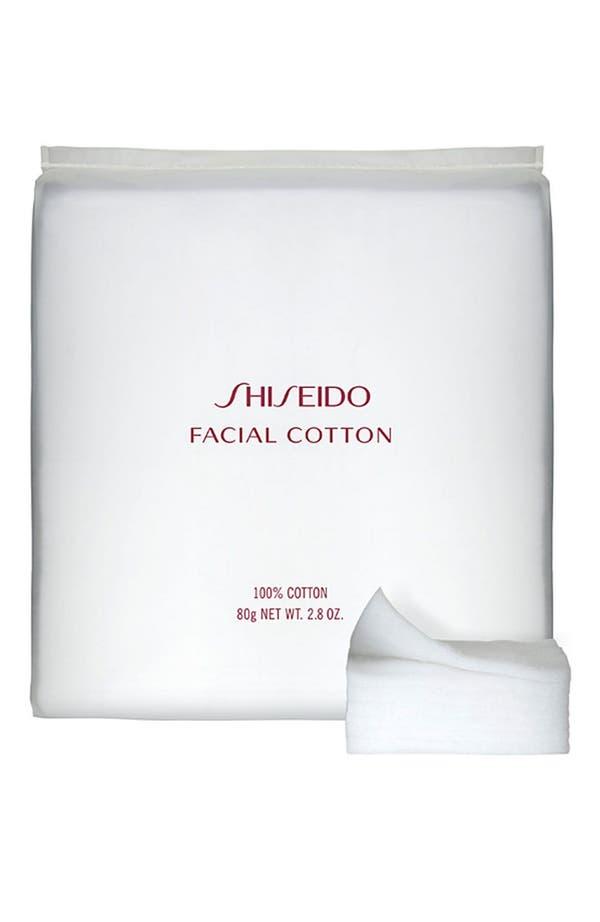 Alternate Image 1 Selected - Shiseido Facial Cotton