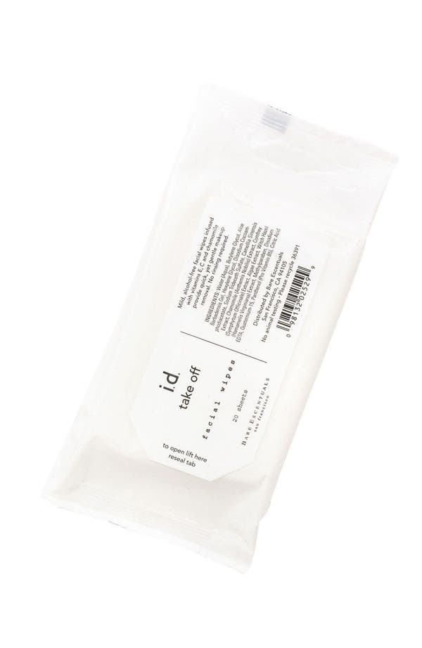 Alternate Image 1 Selected - bareMinerals® Makeup Remover Wipes