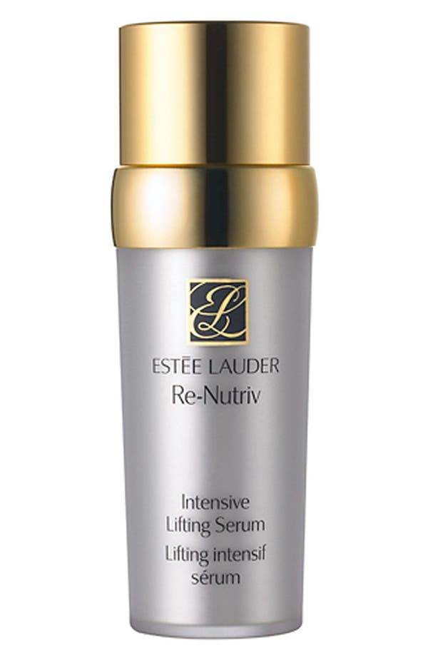Alternate Image 1 Selected - Estée Lauder 'Re-Nutriv' Intensive Lifting Serum