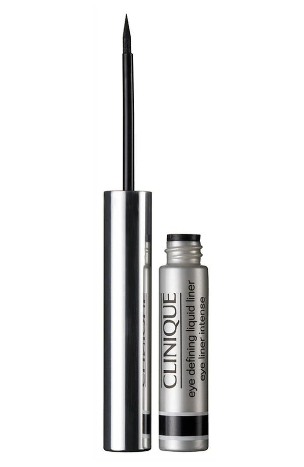 Alternate Image 1 Selected - Clinique Eye Defining Liquid Liner
