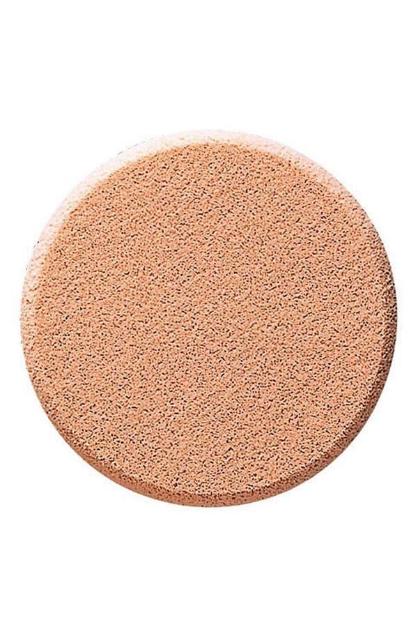 Alternate Image 1 Selected - Shiseido 'The Makeup' Sponge Puff for Foundation