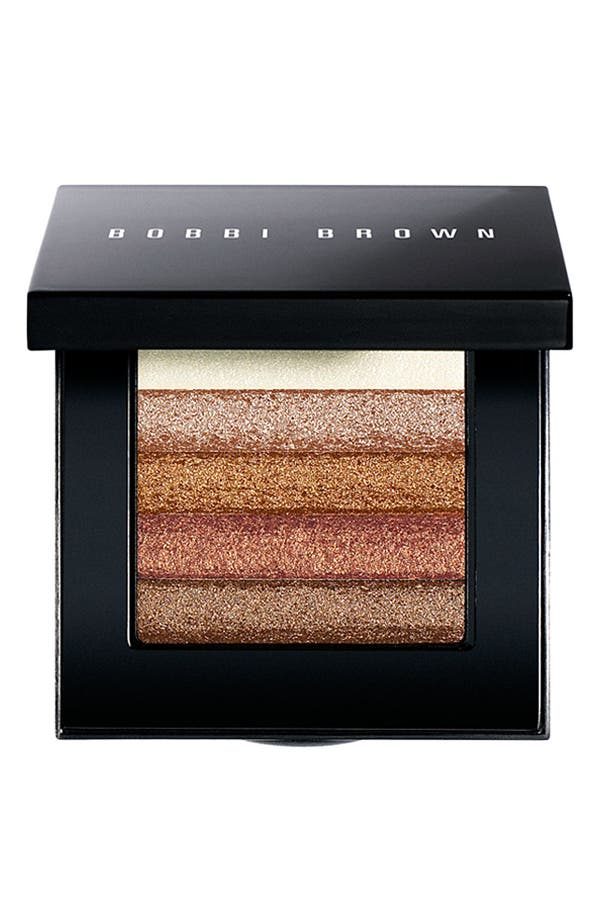 Alternate Image 1 Selected - Bobbi Brown 'Bronze' Shimmer Brick Compact