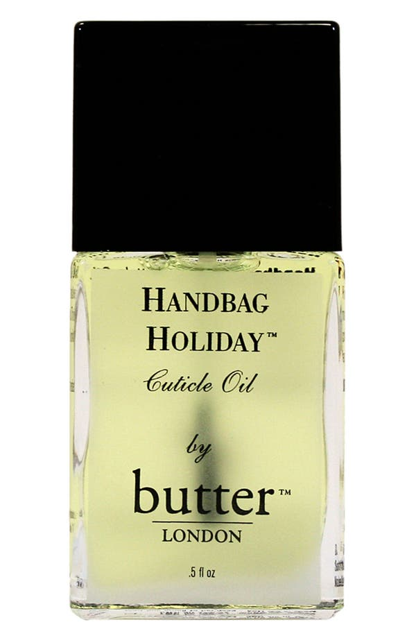 Alternate Image 1 Selected - butter LONDON 'Handbag Holiday™' Cuticle Oil