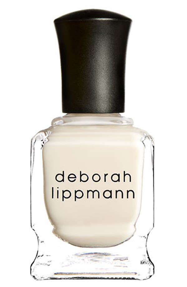 Alternate Image 1 Selected - Deborah Lippmann Ridge Filler Base Coat