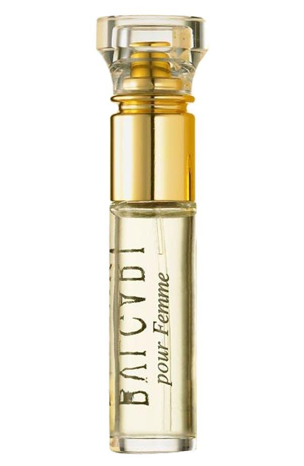 Alternate Image 1 Selected - BVLGARI pour Femme Eau de Parfum Travel Spray