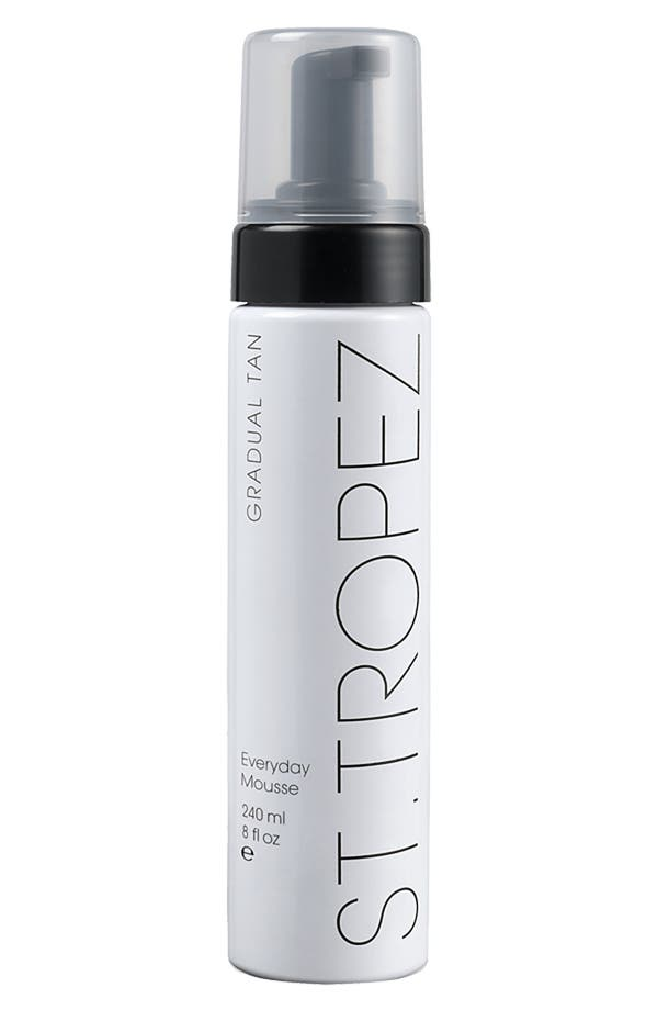 Alternate Image 1 Selected - St. Tropez 'Everyday' Gradual Tan Mousse