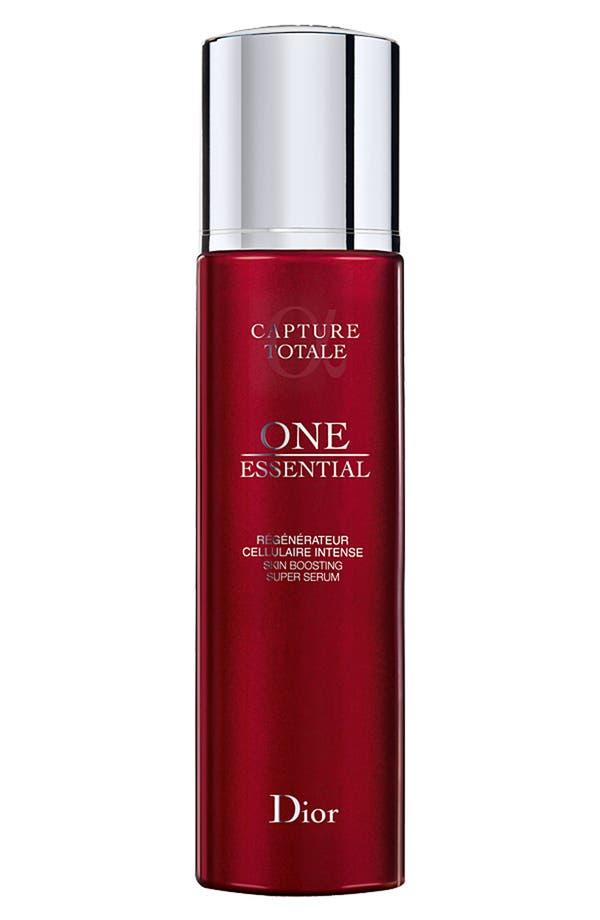 Alternate Image 1 Selected - Dior 'Capture Totale - One Essential' Skin Boosting Super Serum (2.5 oz.)