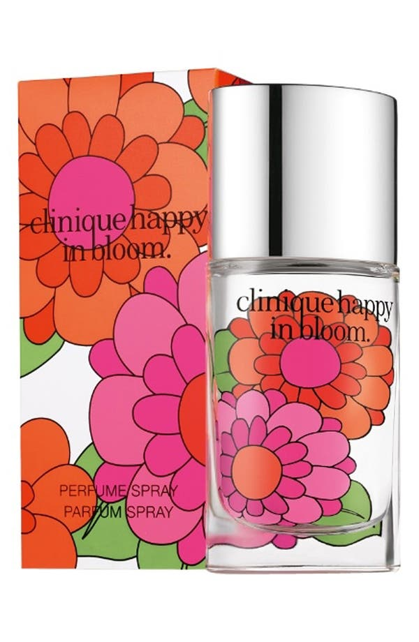 Main Image - Clinique 'Happy in Bloom' Spray