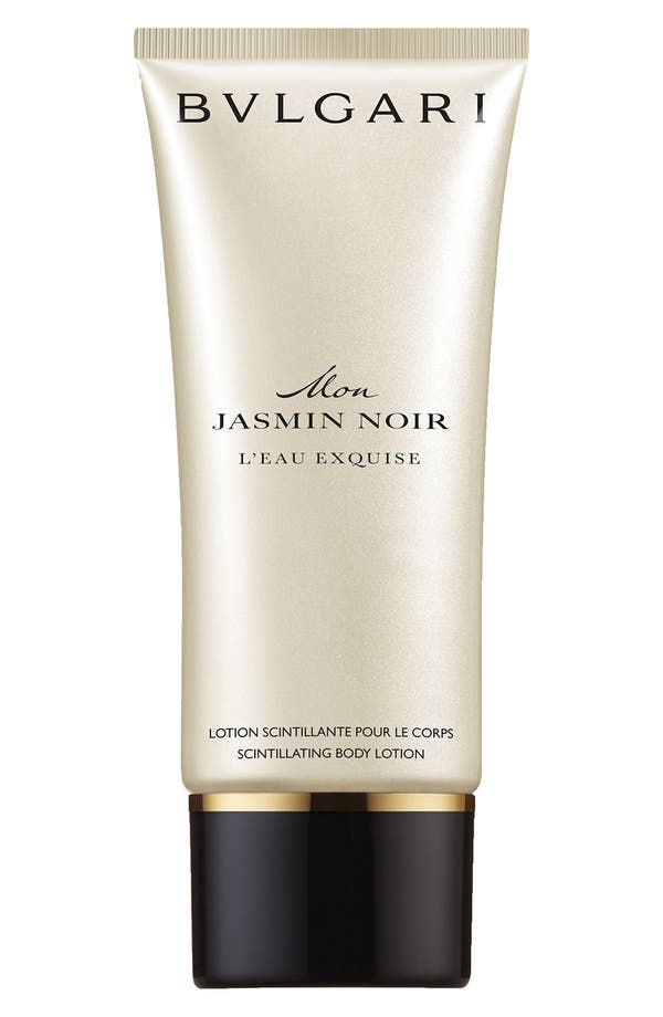 Main Image - BVLGARI 'Mon Jasmin Noir L'Eau Exquise' Scintillating Body Lotion