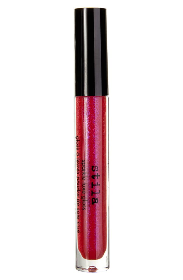 Alternate Image 1 Selected - stila 'sparkle luxe' lip gloss