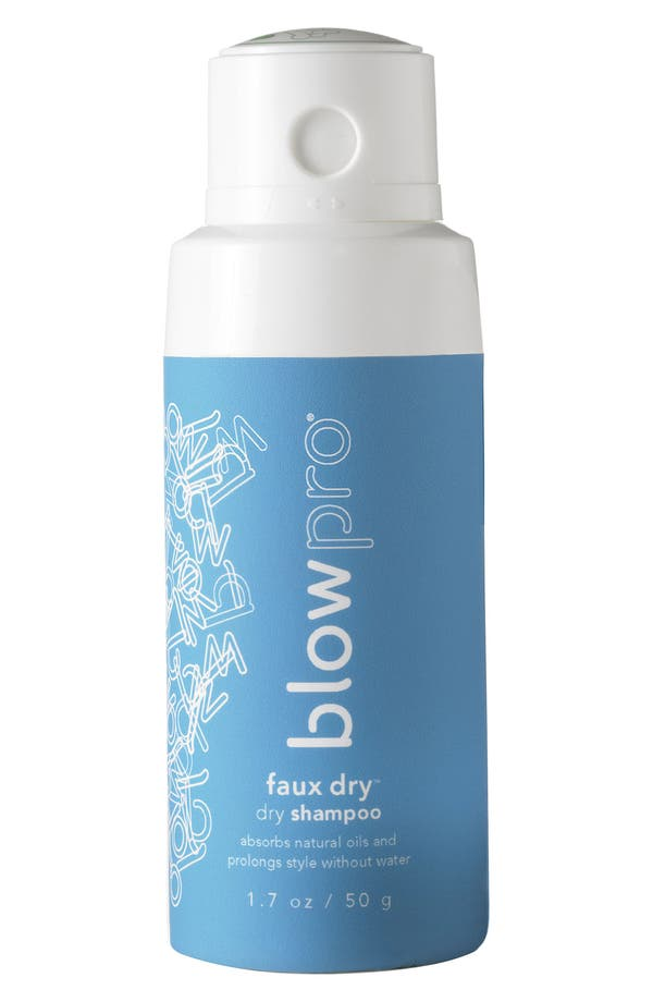 Alternate Image 1 Selected - blowpro® 'faux dry™' dry shampoo