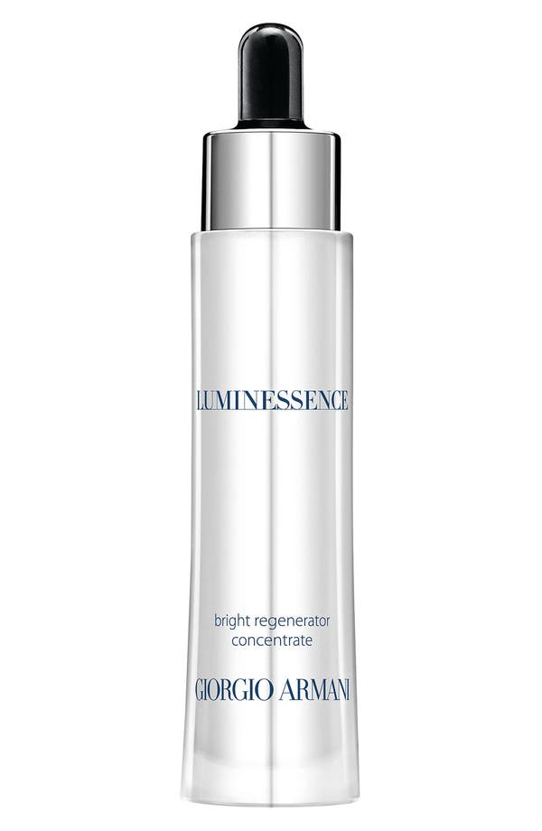 Alternate Image 2  - Giorgio Armani 'Luminessence' Bright Regenerator Concentrate