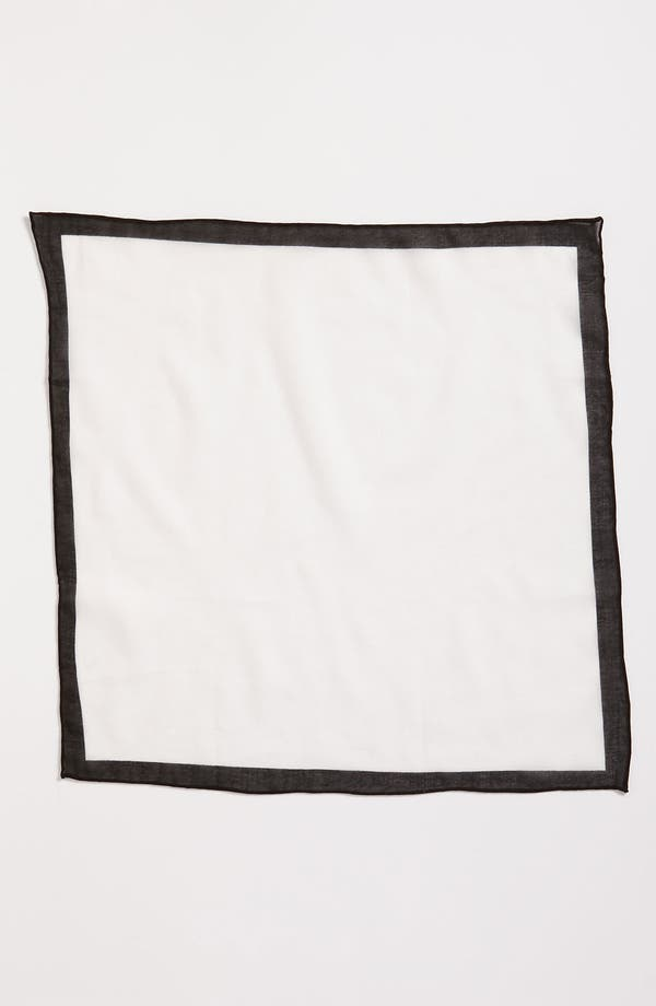 Alternate Image 2  - Calibrate Cotton Pocket Square