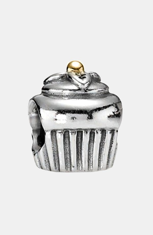Alternate Image 1 Selected - PANDORA Cupcake Charm