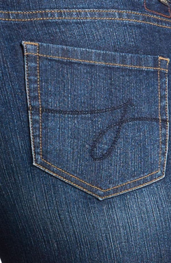 Alternate Image 3  - Jag Jeans 'Peri' Straight Leg Jeans (Plus Size)