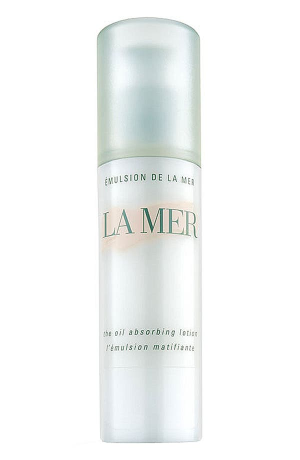 Main Image - La Mer 'The Oil Absorbing Lotion' Oil-Free Lotion