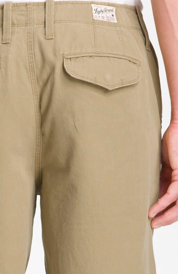 Alternate Image 3  - Lucky Brand 'Carmel' Shorts
