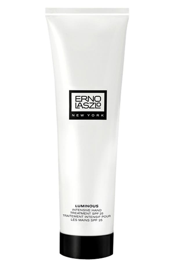 Alternate Image 1 Selected - Erno Laszlo 'Luminous' Intensive Hand Treatment SPF 25