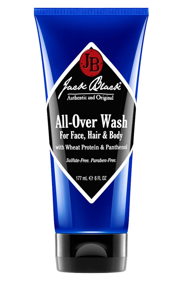 Main Image - Jack Black All-Over Wash for Face, Hair & Body
