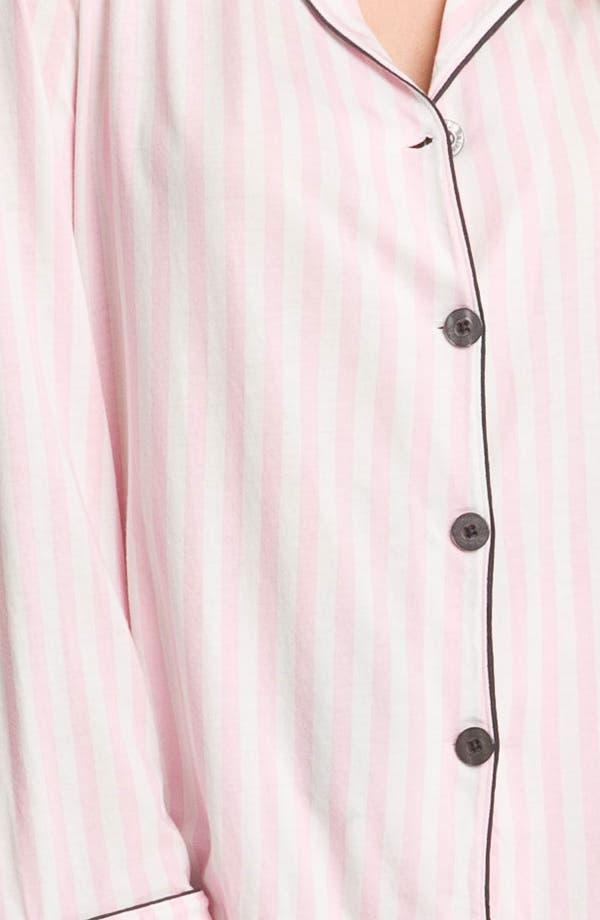 Alternate Image 3  - PJ Salvage Knit Pajamas