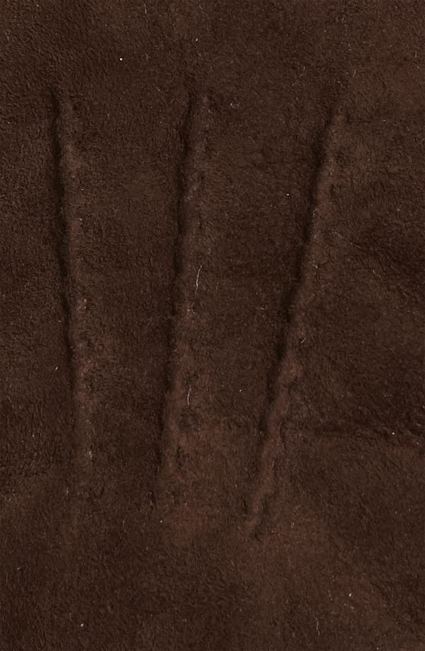 Alternate Image 2  - UGG® Australia Genuine Shearling Gloves