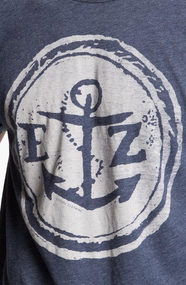 Alternate Image 3  - Ezekiel 'Port' Trim Fit T-Shirt