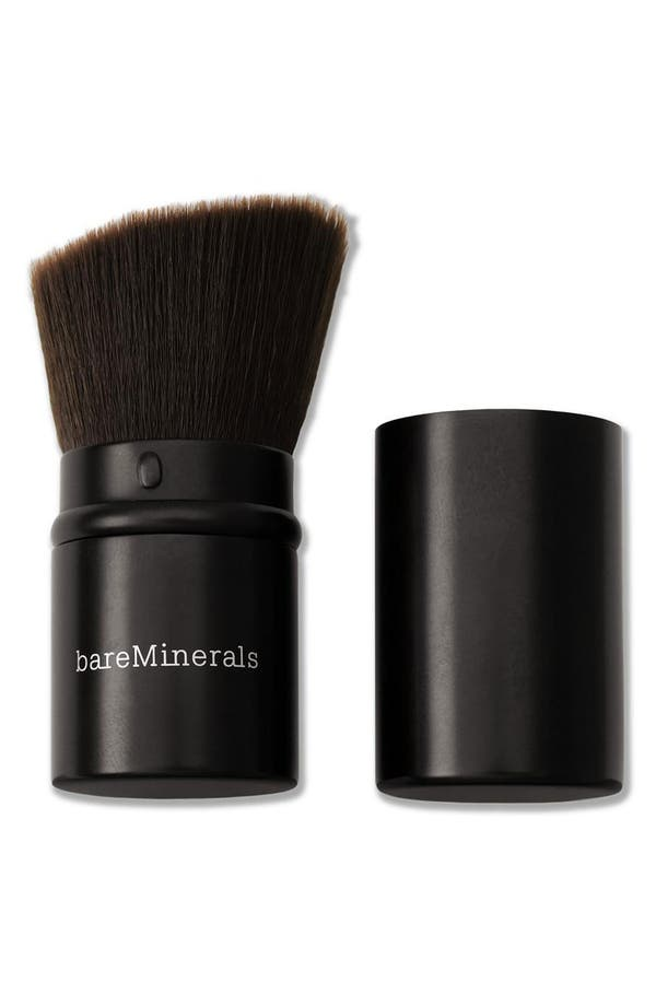 Alternate Image 1 Selected - bareMinerals® Retractable Precision Face Brush