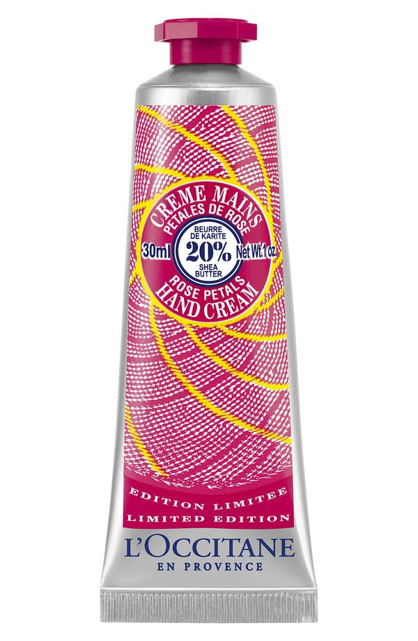 Alternate Image 1 Selected - L'Occitane 'Shea Rose Petals' Hand Cream