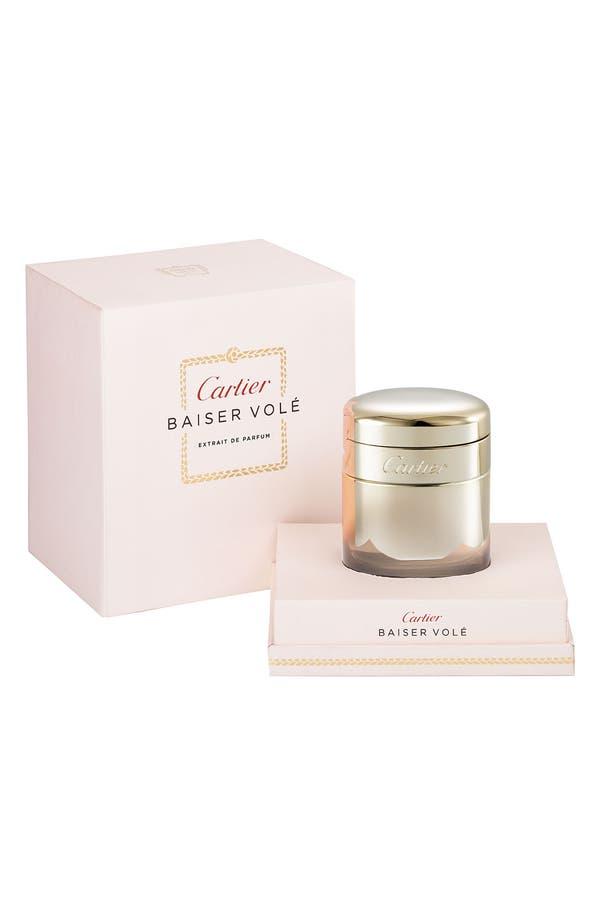 Main Image - Cartier 'Baiser Volé' Extrait de Parfum