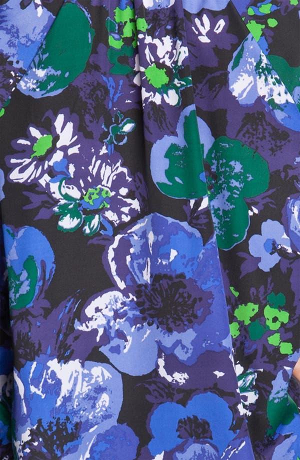 Alternate Image 3  - Isaac Mizrahi Jeans 'Effie' Floral Print Blouse