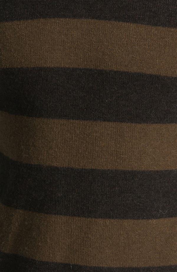 Alternate Image 3  - Vince Stripe Mélange Knit Sweater