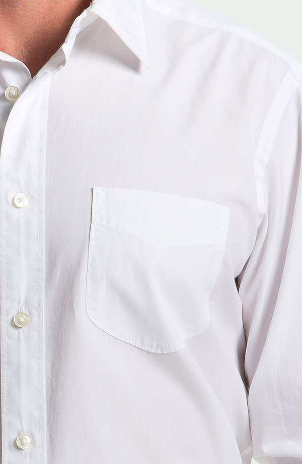 Alternate Image 3  - Façonnable Jeans Sport Shirt