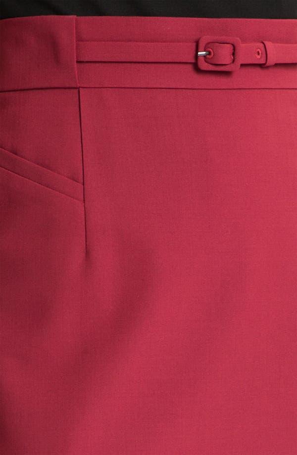 Alternate Image 3  - Classiques Entier® 'Piper Weave' Skirt