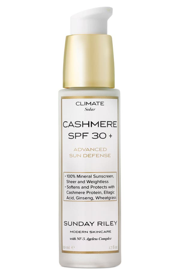 Alternate Image 1 Selected - Sunday Riley 'Cashmere SPF 30+' Advanced Sun Defense