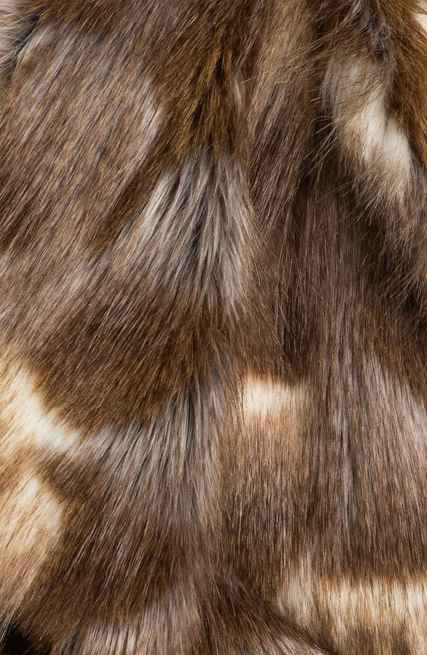 Alternate Image 2  - Collection XIIX Faux Fur Jacket
