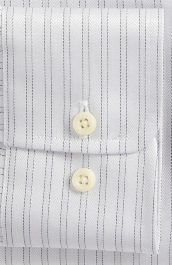 Alternate Image 2  - David Donahue Regular Fit Dress Shirt