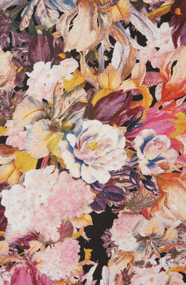 Alternate Image 3  - Topshop 'Iris Bloom' Contrast Trim Shirt