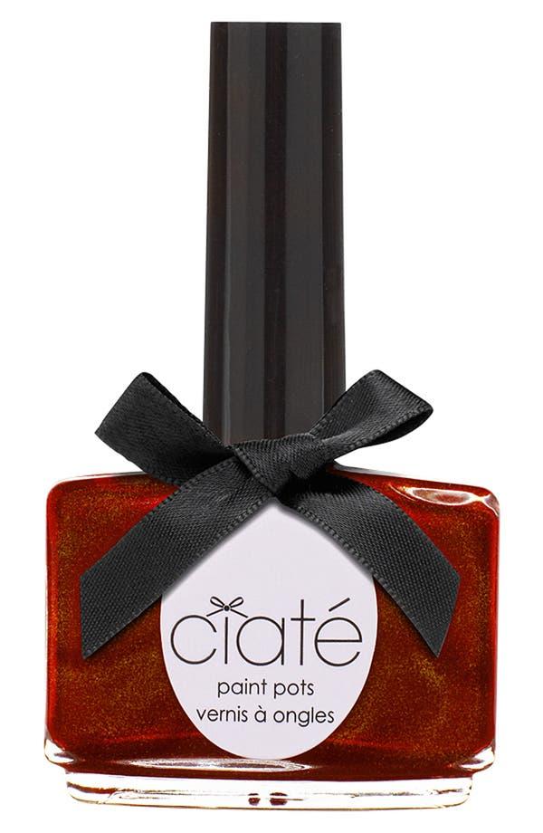 Alternate Image 1 Selected - Ciaté 'Bottled Sunshine - Espadrilles' Paint Pot