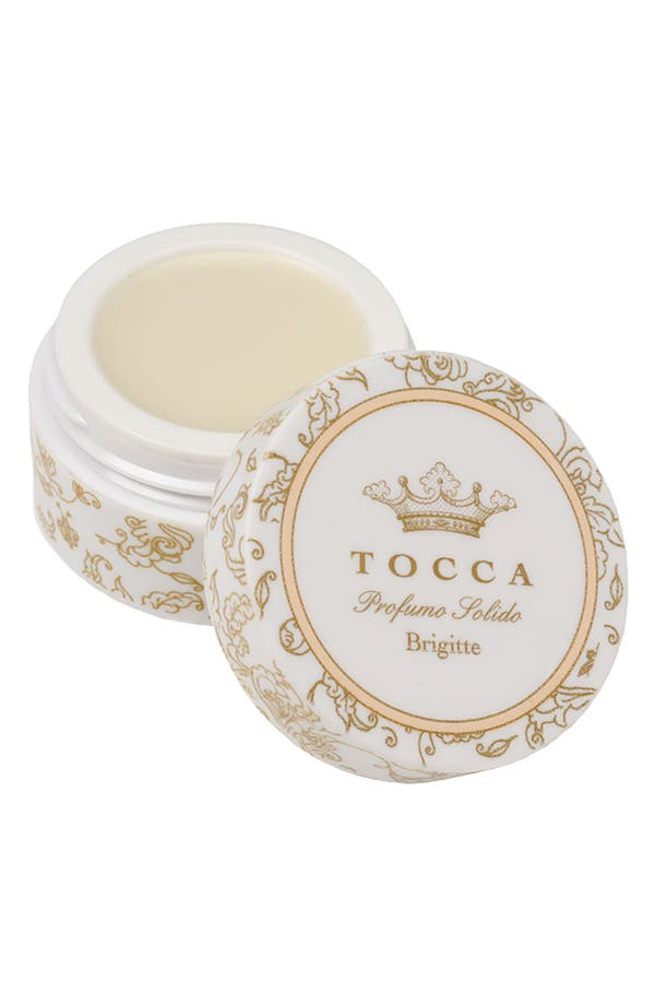 Alternate Image 1 Selected - TOCCA 'Brigitte' Solid Perfume