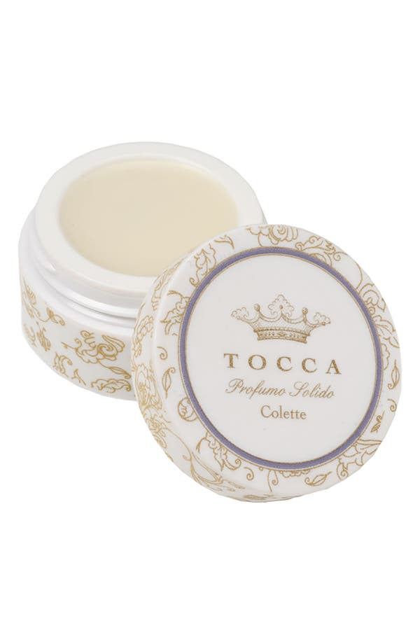 Alternate Image 1 Selected - TOCCA 'Colette' Solid Perfume