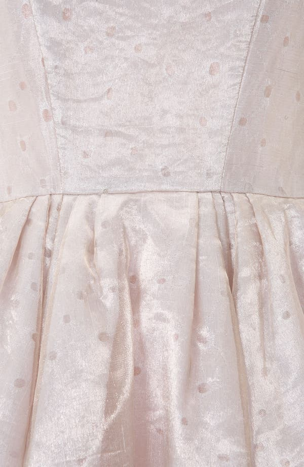 Alternate Image 3  - Topshop Organza Party Dress
