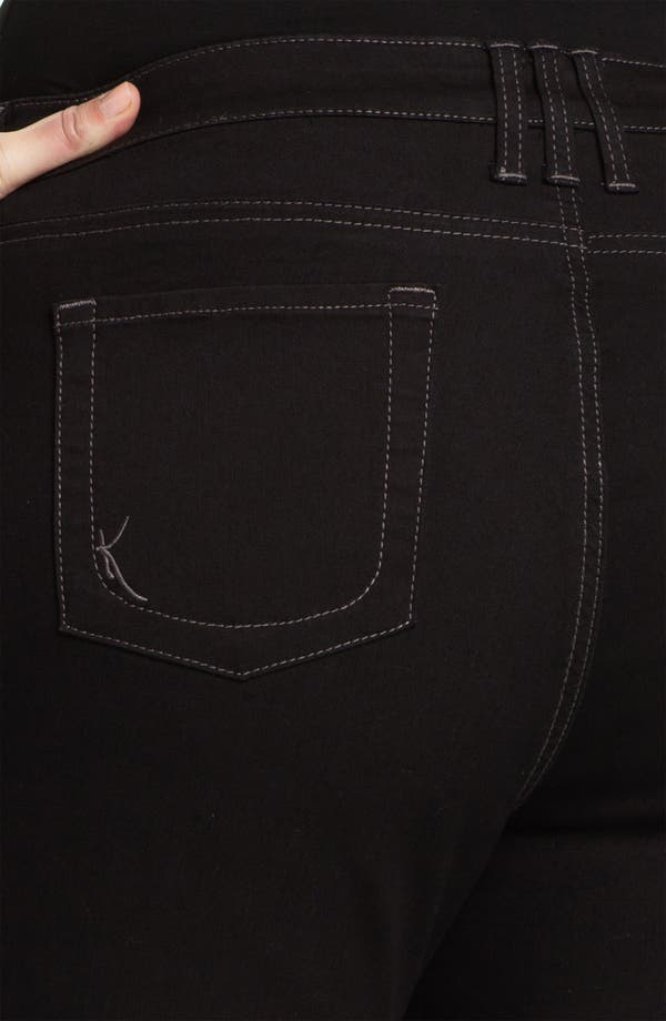 Alternate Image 3  - KUT from the Kloth Stretch Jeans (Plus)