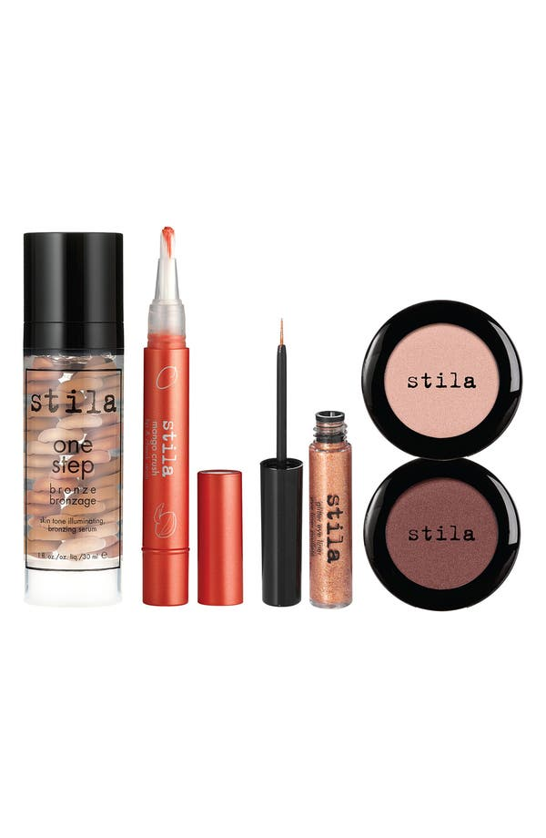 Alternate Image 1 Selected - stila 'beach babe' makeup set