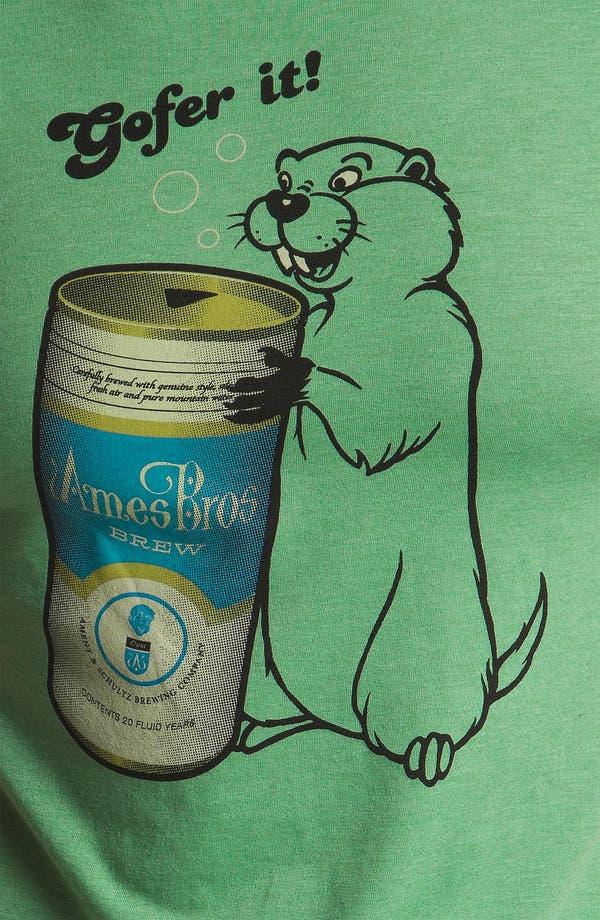 Alternate Image 2  - Ames Bros 'Gofer It' T-Shirt
