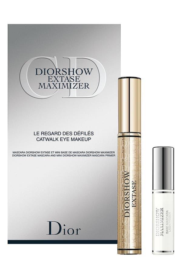 Alternate Image 1 Selected - Dior 'Diorshow Extase Maximizer' Mascara Set