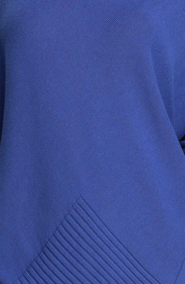 Alternate Image 3  - Halogen® Three Quarter Sleeve Tunic Sweater